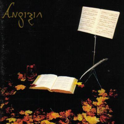 Angizia - Die Kemenaten scharlachroter Lichter