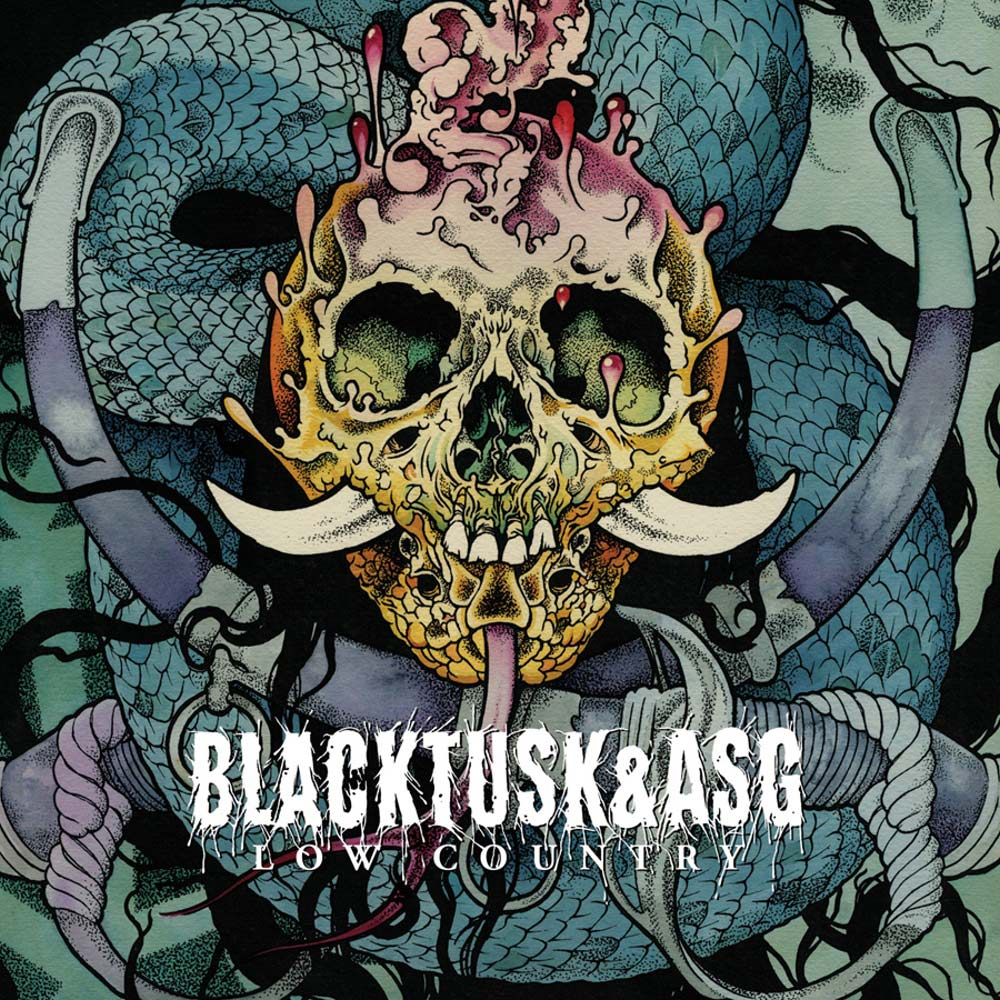 Black Tusk / ASG - Low Country