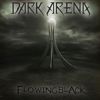 Dark Arena - Flowing Black