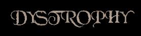 Dystrophy - Logo