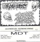 Agathocles / Extreme Smoke 57 - Split-Tape '93