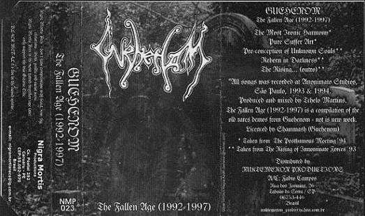Guehenom - The Fallen Age (1992-1997)