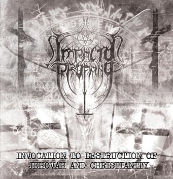 Impacto Profano - Invocation to Destruction of Jehovah and Christianity
