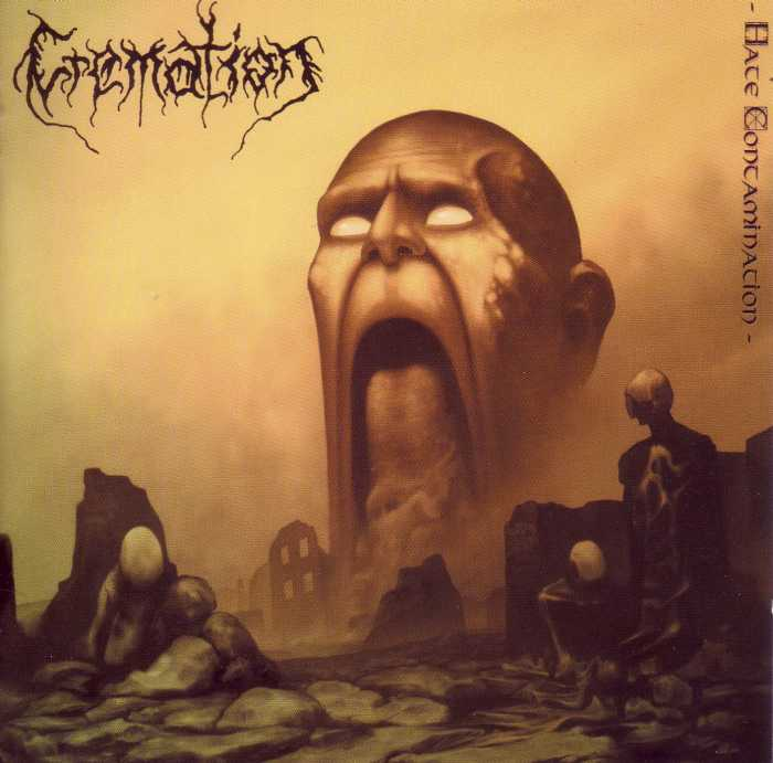 Cremation - Hate Contamination