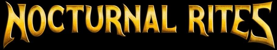 Nocturnal Rites - Logo
