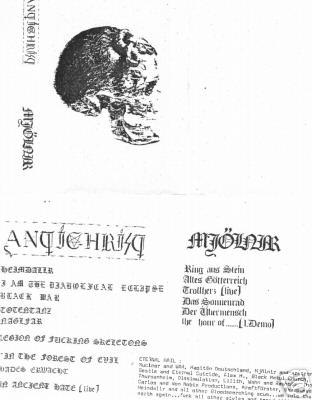 Antichrist / Mjölnir - Antichrist / Mjölnir