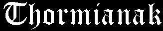 Thormianak - Logo