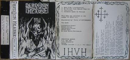 Perdition Hearse - Mala Fide