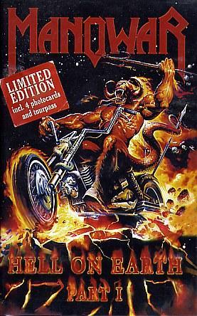 Manowar - Hell on Earth Part I