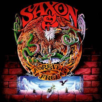 Saxon — Forever Free (1992)