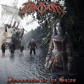 Dark of Groth - Downwards to the Gates