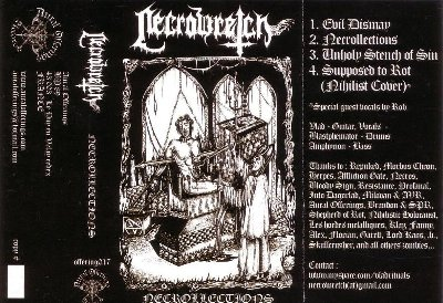 Necrowretch - Necrollections