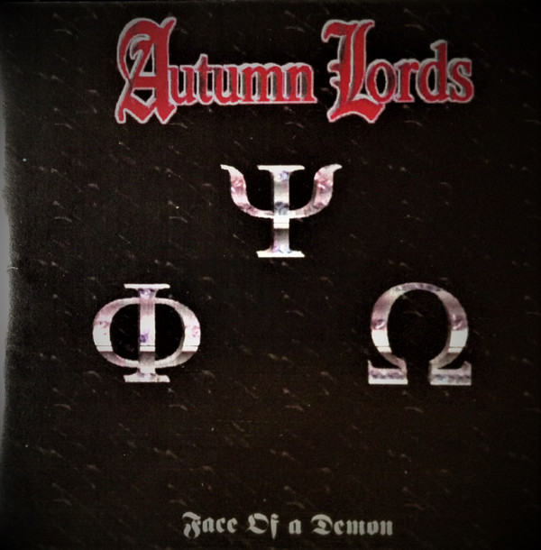 Autumn Lords - Face of a Demon