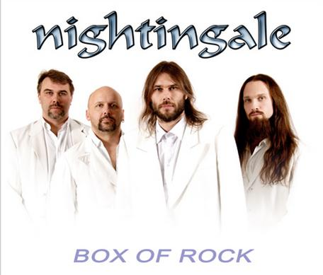 Nightingale - Box of Rock