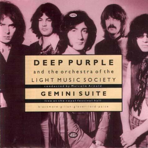 Deep Purple - The Gemini Suite live