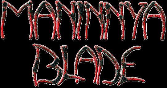Maninnya Blade - Logo