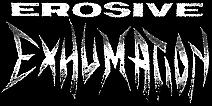 Erosive Exhumation - Logo
