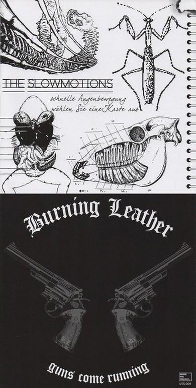 Burning Leather - Split w/ Slowmotions
