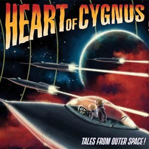 Heart of Cygnus - Tales from Outer Space!