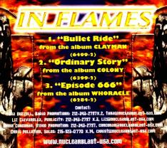In Flames - Bullet Ride
