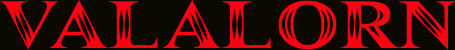 Valalorn - Logo