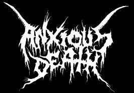 Anxious Death - Logo