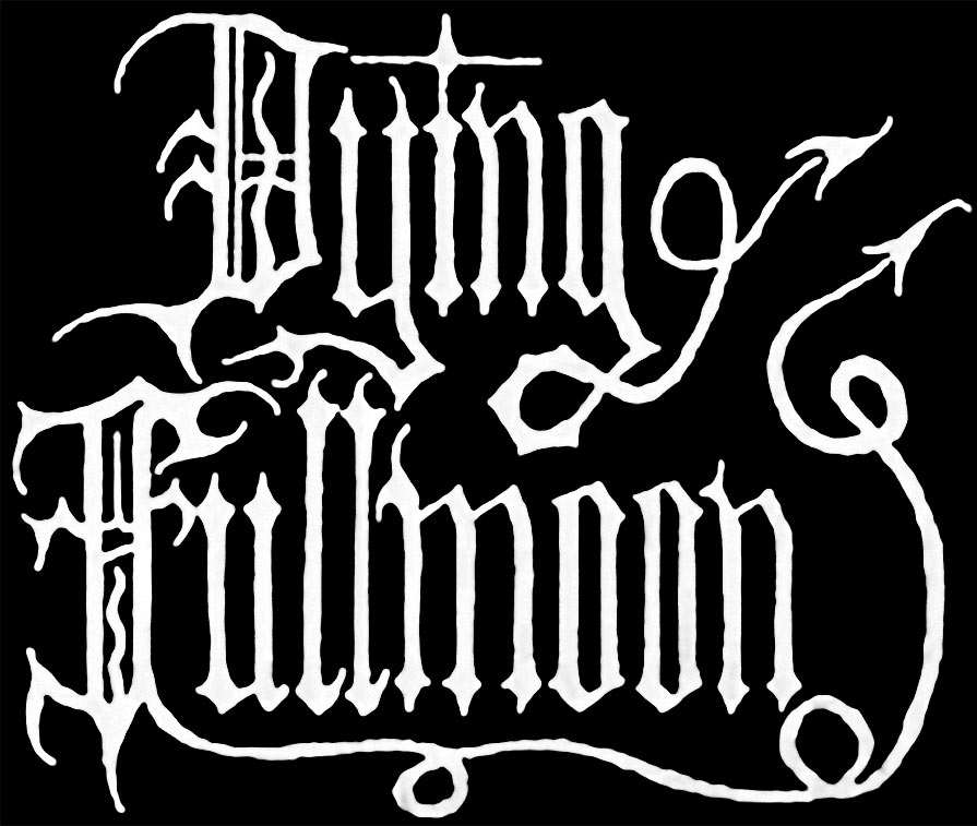 Dying Fullmoon - Logo