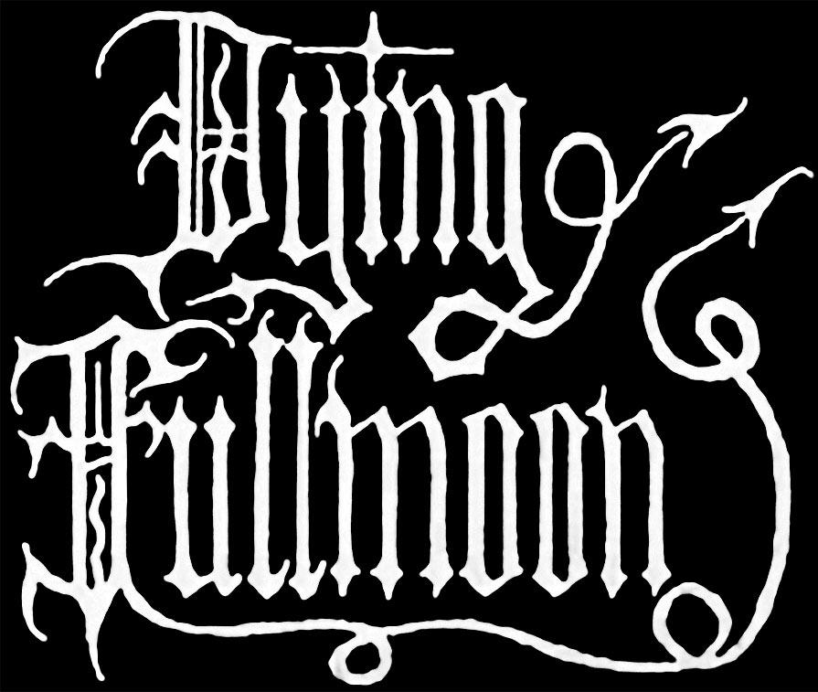 Dying Fullmoon - Logo