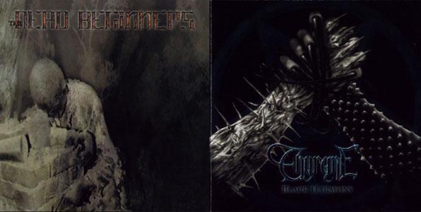 Thyrane / The Dead Beginners - Black Harmony / The Dead Beginners