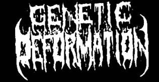 Genetic Deformation - Logo