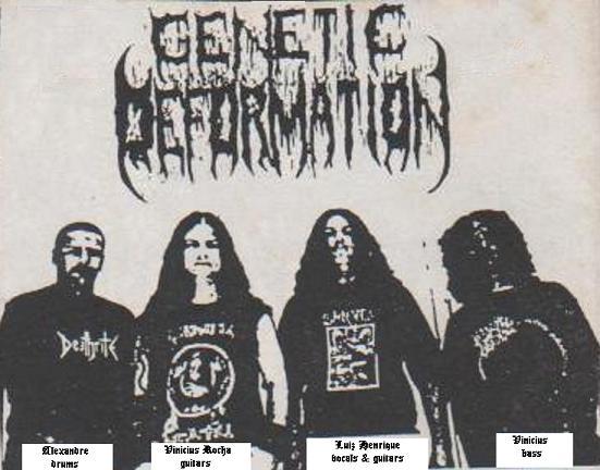 Genetic Deformation - Photo