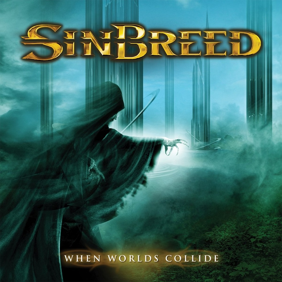 Cover of Sinbreed - When Worlds Collide