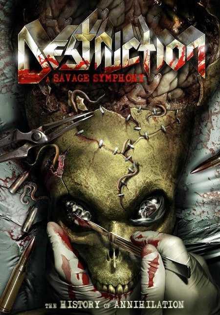 Destruction - A Savage Symphony - The History of Annihilation