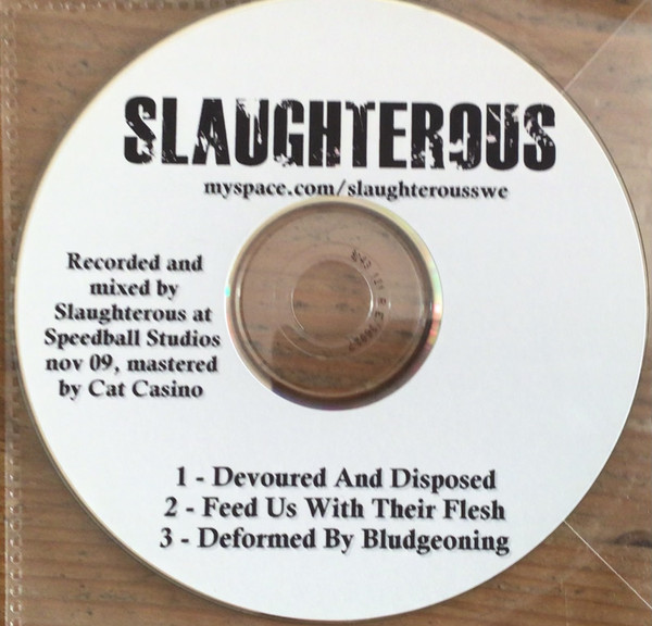 Slaughterous - Slaughterous