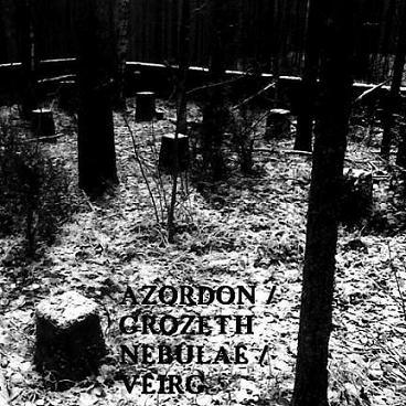 Azordon / Veirg / Grozeth Nebulae - Azordon / Grozeth Nebulae / Veirg