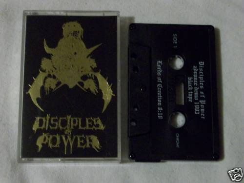 Disciples of Power - Advance Demo 1993