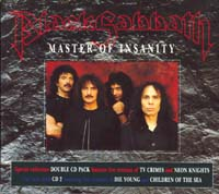 Black Sabbath - Master of Insanity