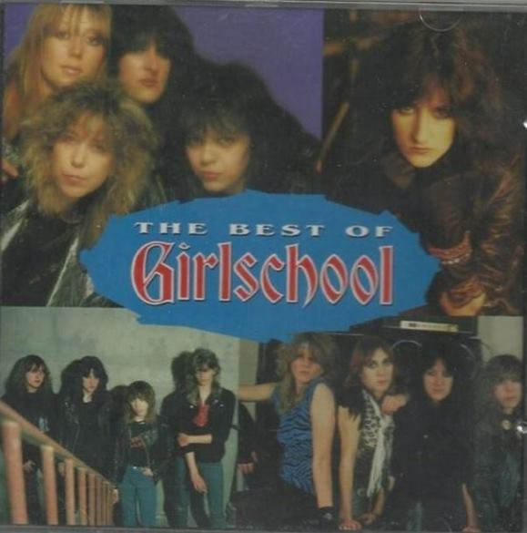 Girlschool - The Best Of