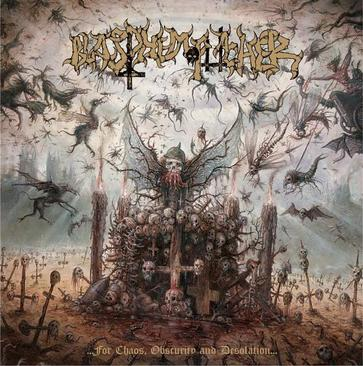 Blasphemophagher - ...for Chaos, Obscurity and Desolation...
