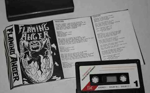 Flaming Anger - Flaming Anger