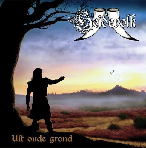 Cover of Heidevolk - Uit Oude Grond