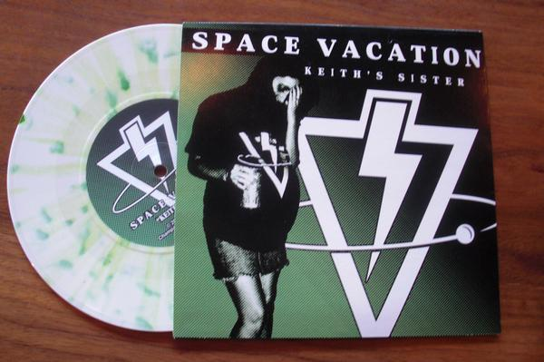 Space Vacation - Space Vacation / Amplifires