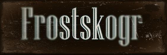 Frostskogr - Logo