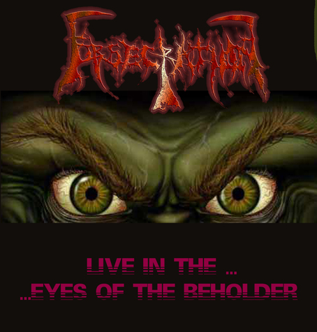 Obsecration - Live in the Eyes of the Beholder
