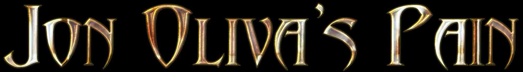 Jon Oliva's Pain - Logo