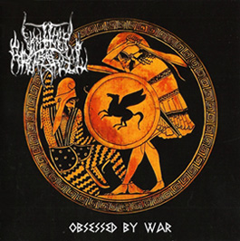 Unholy Archangel - Obsessed by War