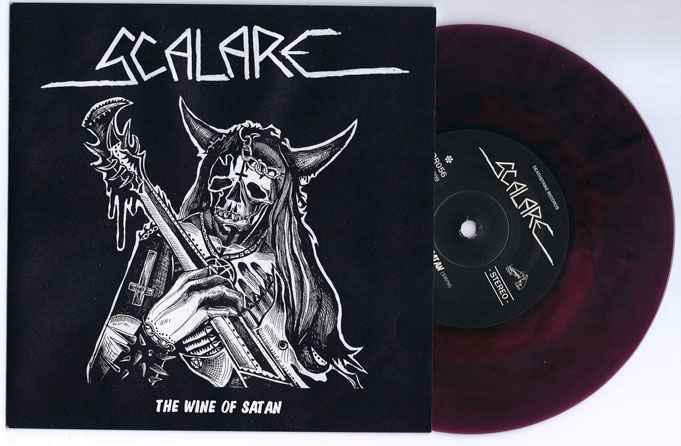 Scalare - The Wine of Satan