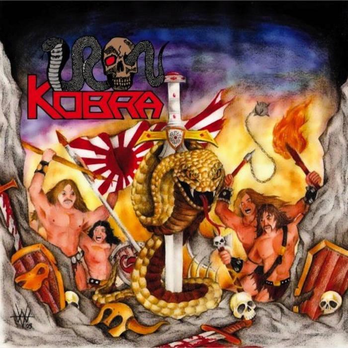 Iron Kobra - Battlesword