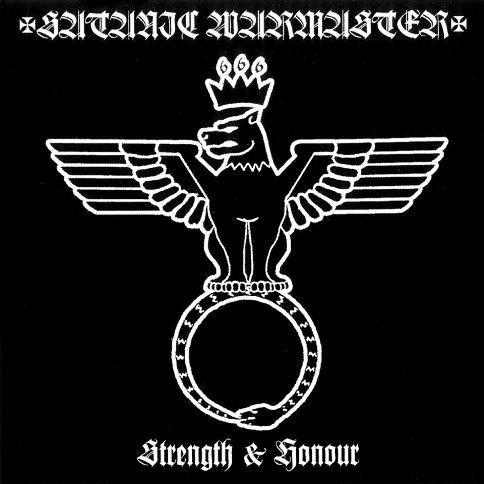Satanic Warmaster - Strength & Honour