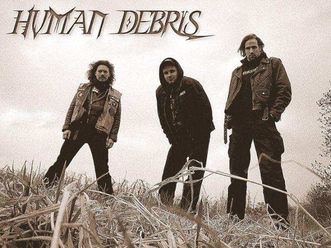 Human Debris - Photo